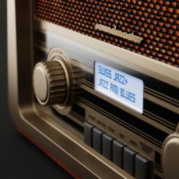 Soundmaster NR920 Radio